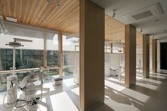 小さな森の歯科診療所